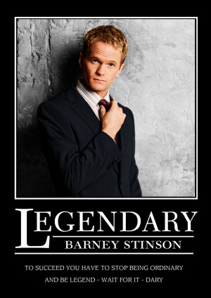 Barney Stinson's quotes Quotes