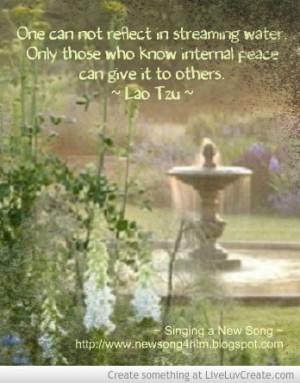 Lao Tzu Water Quote