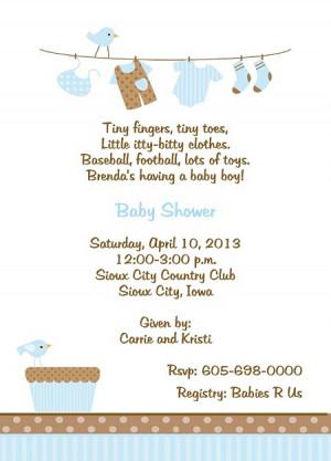 ... mom baby shower invitation wording for boys baby shower invitations