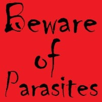 Don't Let People Parasite Your Energy