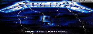Ride The Lightning MetallicA cover