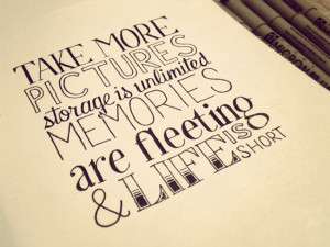 Hand Lettering Quotes • 11 / 11