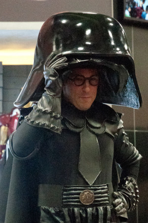 Dark Helmet Cosplay