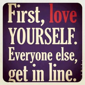 self-love