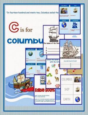 Columbus Day 2014 Photos, Pics, Pictures, Clip Art