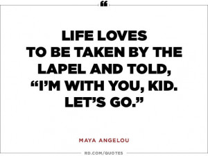 Maya Angelou at Her Best: 8 Quotable Quotes
