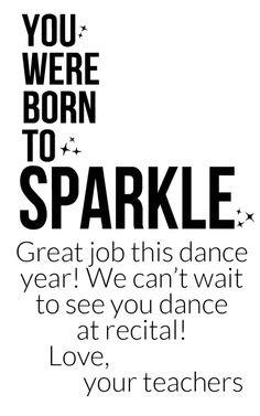 dance recital gifts 2013 aladdin edition more recital quotes class ...