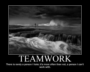 motivations success in life the success of team work ability to work ...