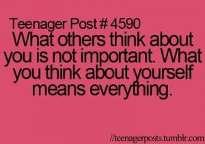 True. Stop pleasing others...