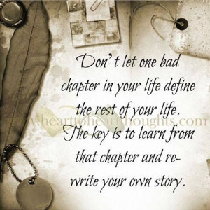 Re-Write Your Own Story