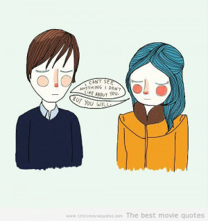 Eternal Sunshine of the Spotless Mind (2004)- 1001 movie quotes