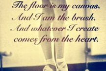 ... quotes and inspiration for a summer of Dance at Brant Lake! / by Brant