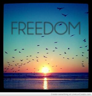 Freedom Love An Peace