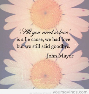 Sad Quotes Give You Gentle