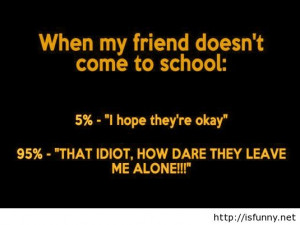 Funny students school sayings and quotes