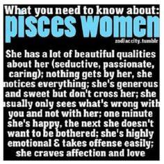 pisces women yikes signs true quotes about pisces pisces woman zodiac ...