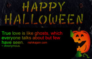 Cute Happy Halloween Sayings