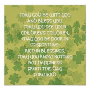 A30 Kaleidoscopic Celtic - Irish Blessing 5