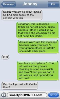 Gotta love protective fathers.