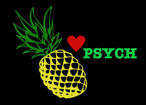 Psych Pineapple Wallpaper Psych by anime-girl13