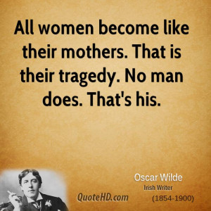 Oscar Wilde Quotes About Women