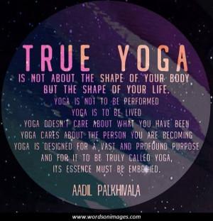 love yoga quotes