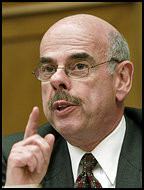 WaPo Hails Henry Waxman But Panned GOP Predecessor Burton
