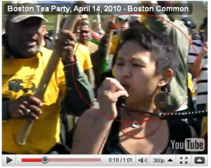 Left Coast Rebel: BUMPED April 14, 2010 Boston Tea Party Express Rally