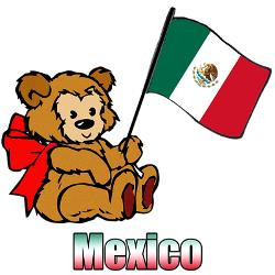 mexico_teddy_bear_greeting_cards_pk_of_10.jpg?height=250&width=250 ...