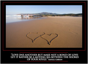Pictures Gallery of kahlil gibran love quotes