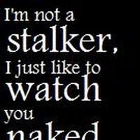stalker quotes photo: I'm Not A Stalker imnotastalker.jpg