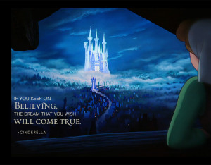 Power Your Potential with These Disney Quotes - Cinderella