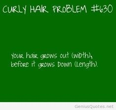 curly hair problem funny quotes more curly hair problems curly girls ...