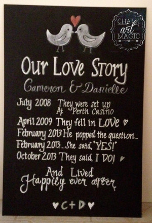 Quotes Pictures list for: Our Love Story