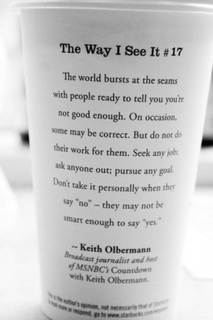 Good Quotes/Life Lessons