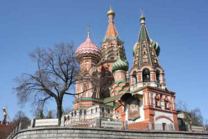 St Basil's Cathedral, Moscow, Russia Moscow is Beautiful – So I am ...
