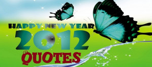 Happy New Year Quotes 2012 Top 10 Inspirational Quotes amp Sayings