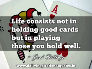 Quotable Quotes Cards