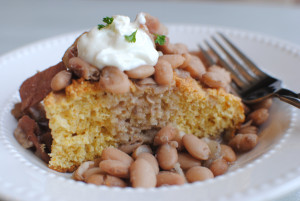beans and cornbread beans and cornbread sounds good on this dreary day