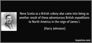 More Harry Johnston Quotes