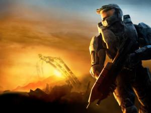 Обои: Halo 3