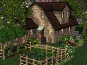 Parsimonious The Sims 3: Houses, Homes, Community Lots, Rabbit Hole ...