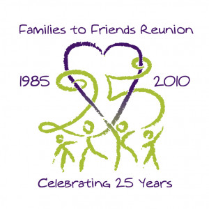 events 25th anniversary families to friends reunion 25th anniversary ...