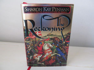 The Reckoning by Sharon Kay Penman 1991 Hardcover DJ First Edition