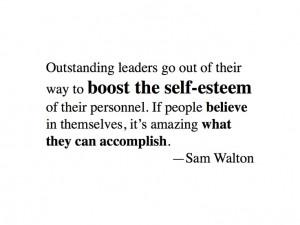 Sam Walton Inspirational Quote On Leadership Quotes