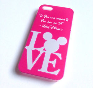 ... All Characters Mickey Mouse Quotes Funny Iphone 5 / 5S Hard Case cover