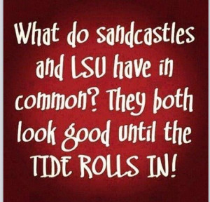The Tide is about to Roll in!!!