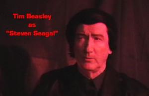 Steven Seagal Impersonator
