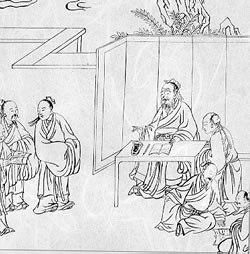 The Ultimate Confucius Resource Page Lots of great links to Confucius.