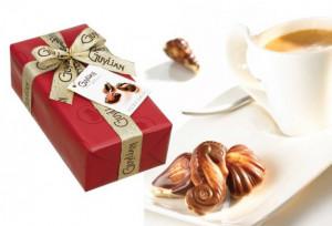 Chocolates Guylian Belgian